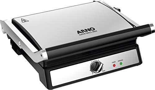 Super Grill Arno Inox 220V - GGRA