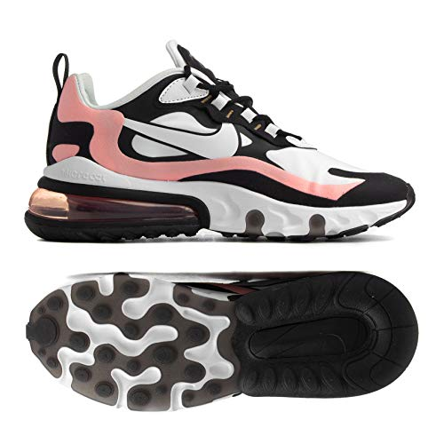 Nike W Air Max 270 React, Sneakers Donna, Sneakers Woman, AT6174-005.