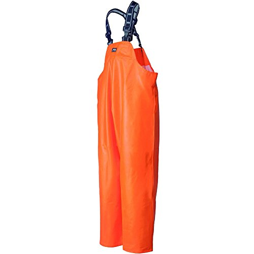 Helly Hansen regenbroek Stavanger Bib 70404 tuinbroek waterdicht XX-Large oranje (light orange)