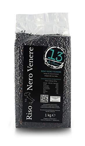 13 di Ilaria Arroz Negro Integral - 1kg