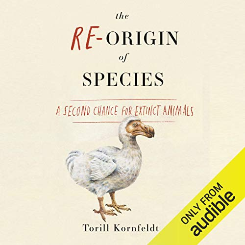 『The Re-Origin of Species』のカバーアート