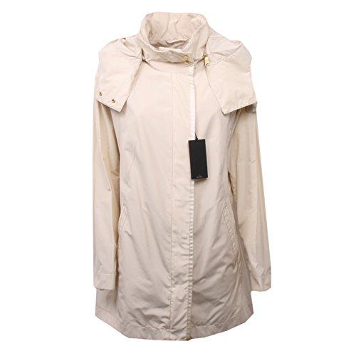 Peuterey C0302 Giacca Donna Justine Parka beige antivento Jacket Woman [42]