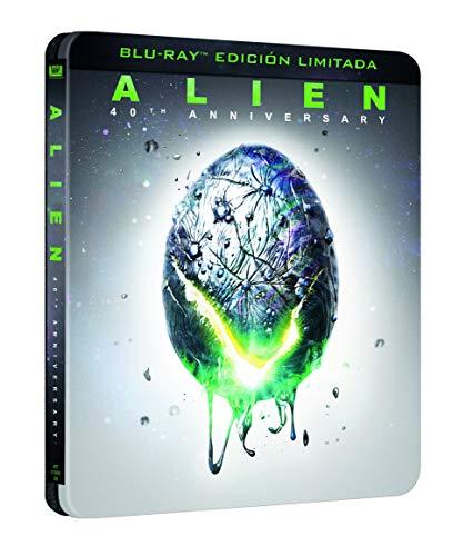 Alien 1 - 40 Aniversario Blu-Ray Steelbook [Blu-ray]