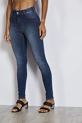 Calça Jeans Bia Colcci, Feminino, Indigo, 40