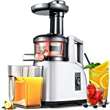 Slow Juicer AMZCHEF Slow Masticating Juicer Extractor Slow Cold...