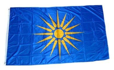 Fahne / Flagge Griechenland Mazedonien NEU