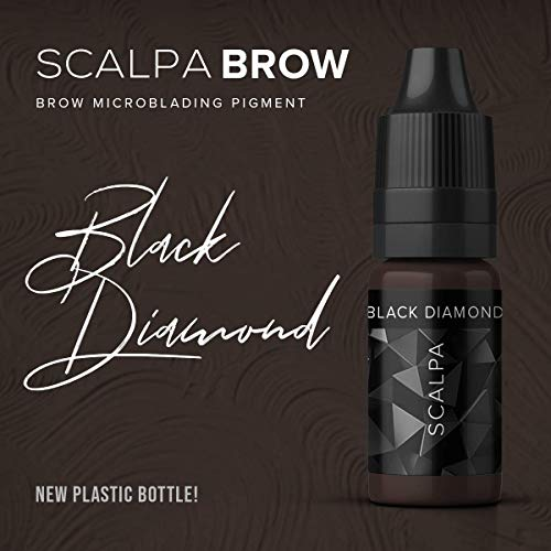 SCALPA Superior Microblading Pigment for Eyebrows/Brows