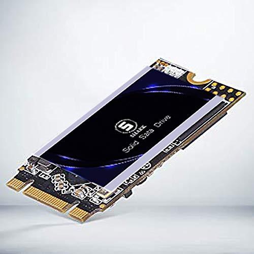Shark 内蔵SSD M.2 2242 128ギガバイトNgff SATA3.0ハードディスクドライブのPC M2 SSD(128ギガバイト) 128ギガバイト
