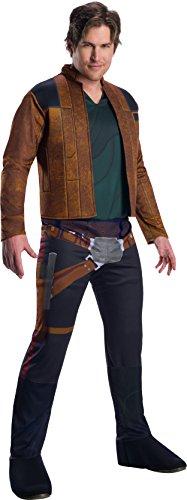 Rubie's Solo: A Star Wars Story Han Solo Erwachsenenkostüm - - X-Large
