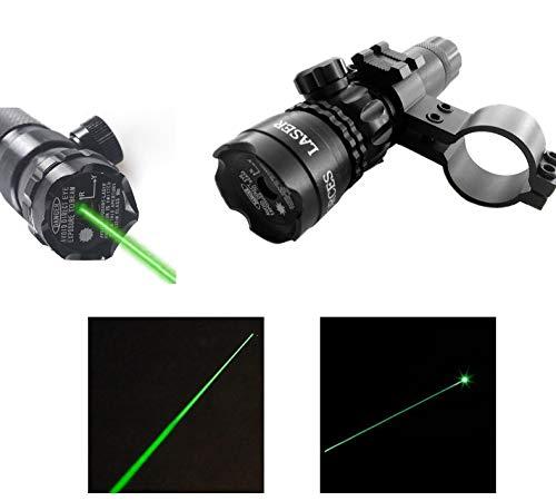 Corpo del laser completamente in metallo di colore nero, che si adatta ad ogni tipo di pistola, fucile per softair e paintball. Caratteristiche: Lunghezza d'onda 532 nm Dimensioni 12x3 cm Peso: 250g Distanza massima: 2000M Materiale: Metallo Batteria...