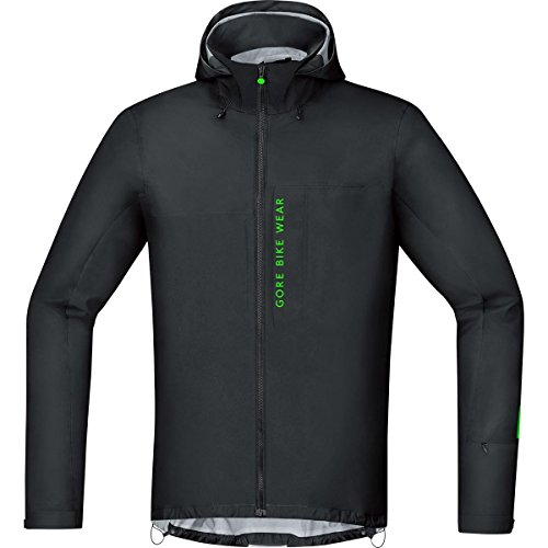 Gore Bike Wear Herren Radjacke Power Trail Gore-Tex Active Jacket schwarz (200) S
