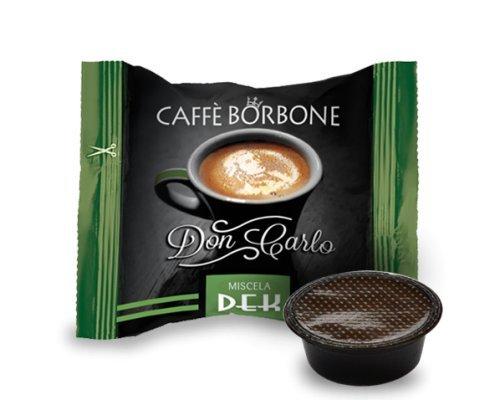 Capsule caffè Borbone compatibili a modo mio miscela Decaffeinato pz. 50 100 200 300 400 500 (50)