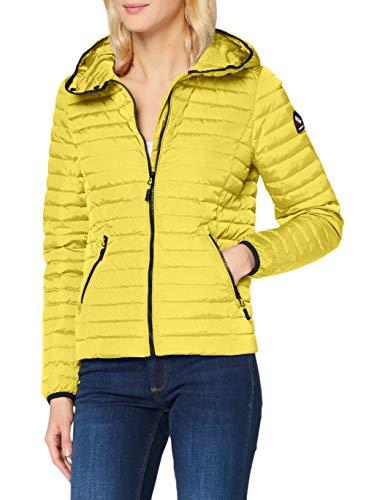 Superdry Womens CORE DOWN Jacket, Citrus Zest, M