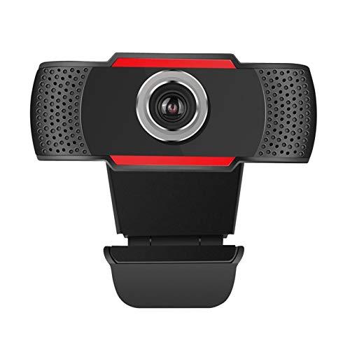 ZXCWE Mini Cámaras Espía Cámara Web Oculta con Microscopio Digital WiFi con Micrófono De Cubierta De Privacidad para Conferencias De Reuniones De Clase En Línea