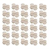 """Wide Disposable Underarm Liner Pads (30 Pairs, 4.5"""" wide) – Wicks Moisture for Underarm..."""
