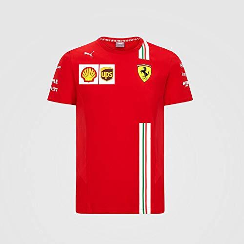 Official Formula one - Scuderia Ferrari 2020 PUMA - Camiseta de equipo