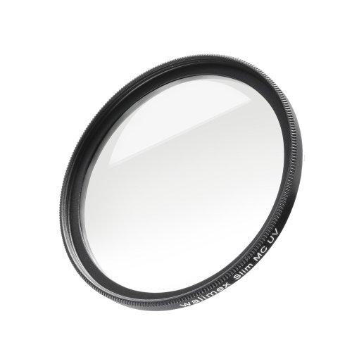 Sony SEL-P18105G G Powerzoom-Objektiv (18-105 mm, F4, OSS, APS-C, geeignet für A6000, A5100, A5000 und Nex Serien, E-Mount) schwarz & Walimex Pro UV-Filter Slim MC 72 mm (inkl. Schutzhülle)