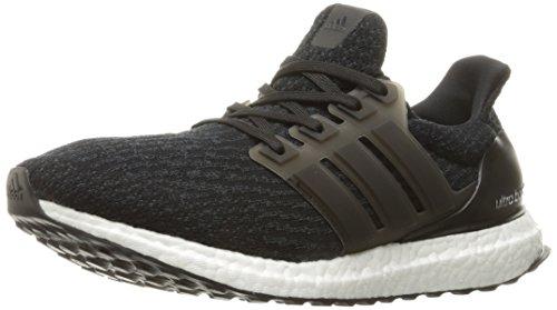 Adidas Ultra Boost M M Laufschuhe für Herren, geeignet für Wettkämpfe, Schwarz - Black/Black/Dark Grey - Größe: 43 EU