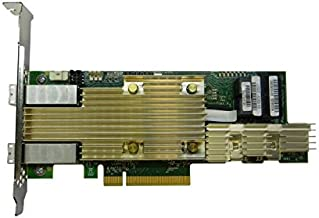 Intel Tri-Mode PCIe/SAS/SATA Full-Featured RAID Adapter, 8 Internal and 8 External Ports Model RSP3MD088F