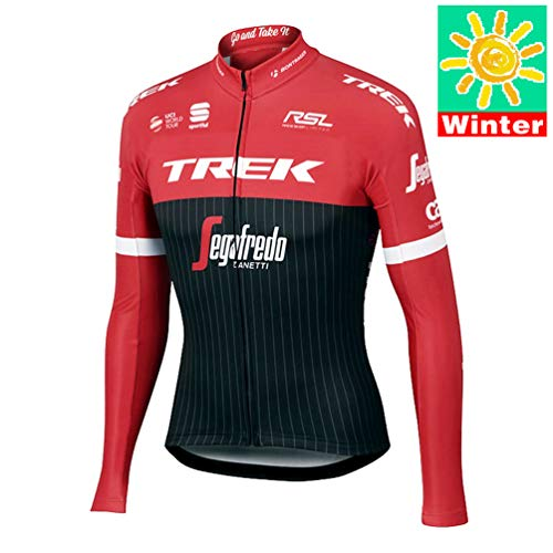 XiXiMei Style 10 Mountain BIK Winter Thermal Warm Long Sleeve for Men MTB Cycling Jacket Small