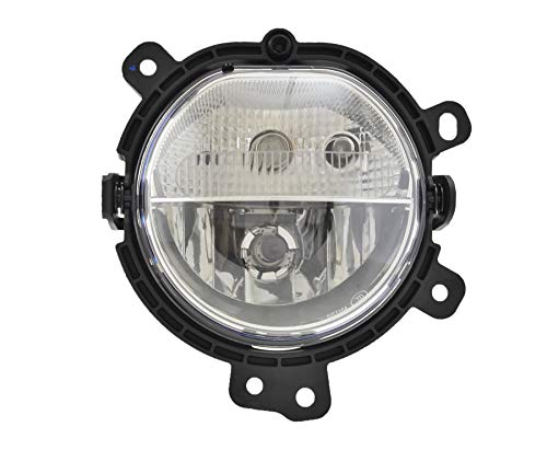 HELLA 1N1 011 748-021 Nebelscheinwerfer - FF - H8/PSX24W/W5W - 12V - rechts