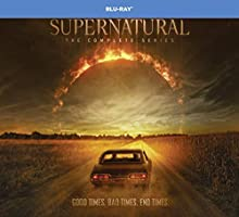 Supernatural: The Complete Series [Blu-ray] [2005-2019] [Region Free]