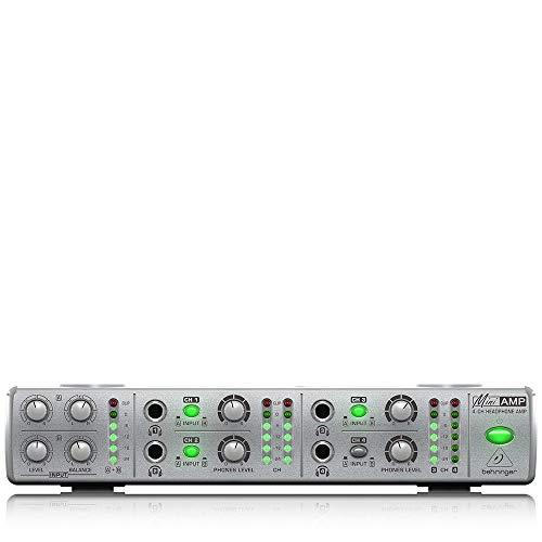 Behringer MINIAMP AMP800 hoofdtelefoonversterker
