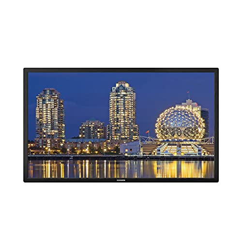 KUVASONG True 1500 liendres 49 pulgadas Sun Readible Smart TV exterior para exterior cubierta exterior, 4K UHD HDR, alta luminosidad Smart Televisión al aire libre, WiFi, RJ45, DVB-T2S2, HDMIx3