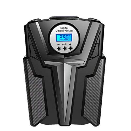Bomba eléctrica para inflar neumáticos Actualizado portátil de compresor de aire del...