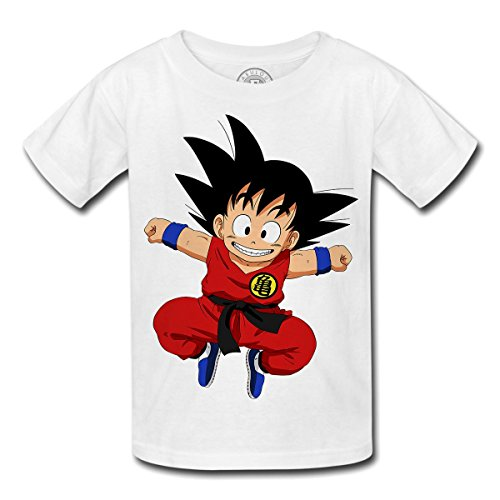 Fabulous T-Shirt Enfant Dragon Ball Z Anime Manga Japan Son Goku Sangoku Original