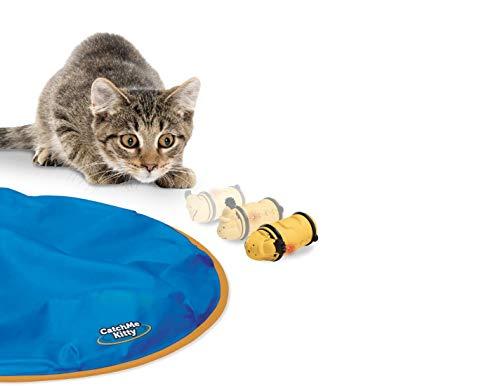 Catch Me Kitty - El Juego para Gato Que hará remodelar tu salón – Vista en la televisión