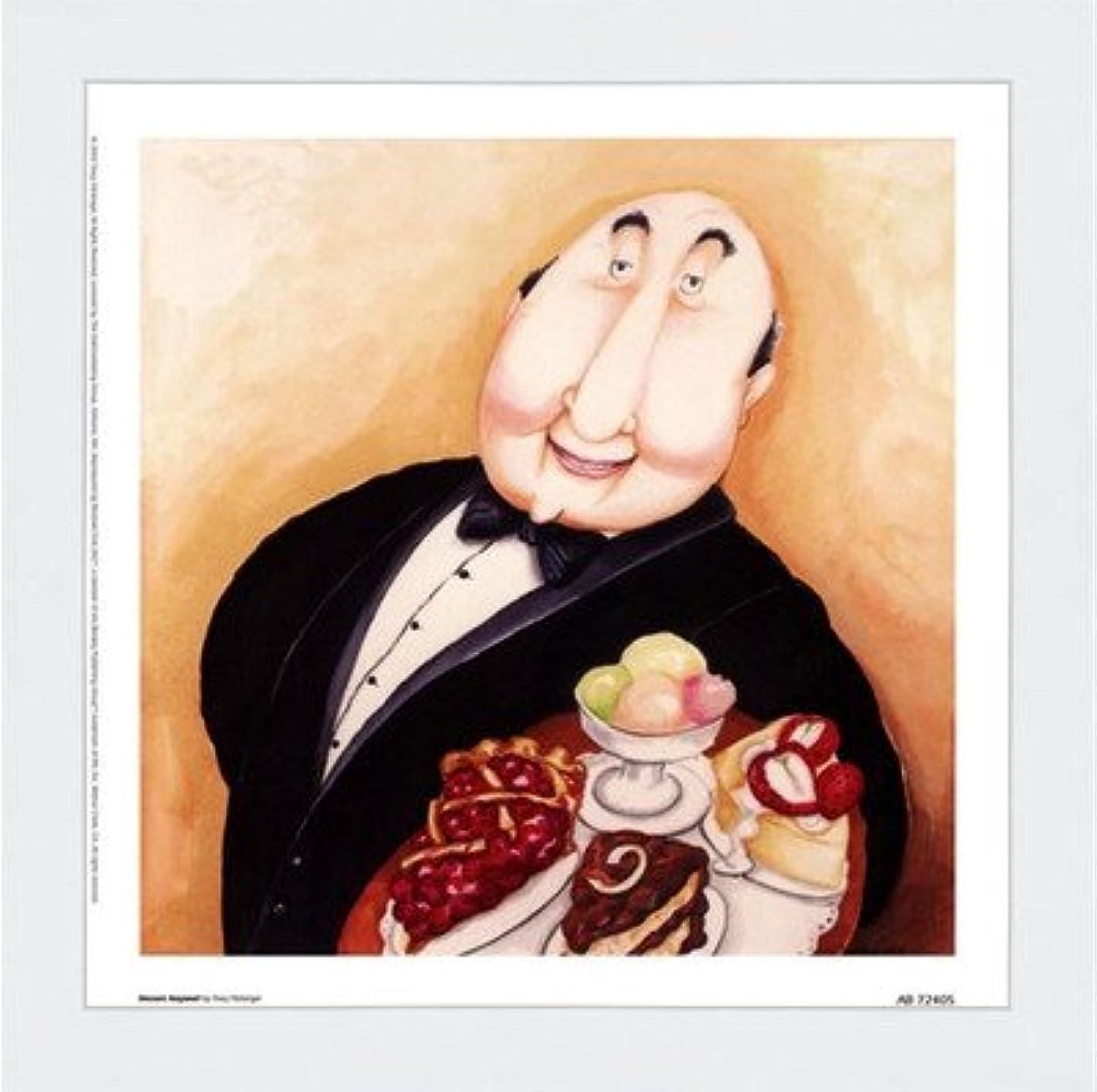 発見平和買い物に行くデザートAnyone by Tracy Flickinger?–?9?x 9インチ?–?アートプリントポスター LE_468077-F8989-9x9