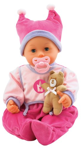 Bayer Design 42 cm Kiss Me Baby Doll
