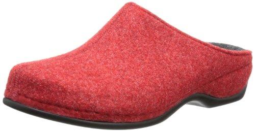 Berkemann Damen Florina Pantoffeln, Rot (rot 235), 39.5 EU