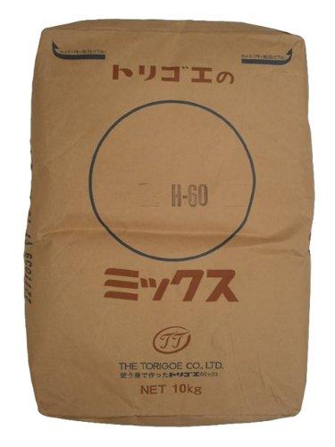 【鳥越製粉】H-60ホットケーキミックス10kg<ミックス粉>
