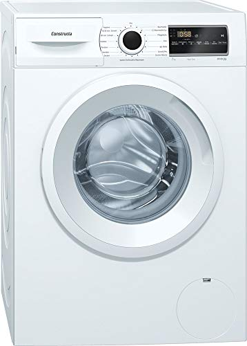 Constructa CWF14N22 Waschmaschine Frontlader / 1400 rpm / 7 kilograms