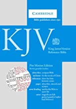 KJV Pitt Minion Reference Edition, R186 Brown Goatskin Leather R186 Brown Goatskin Leather