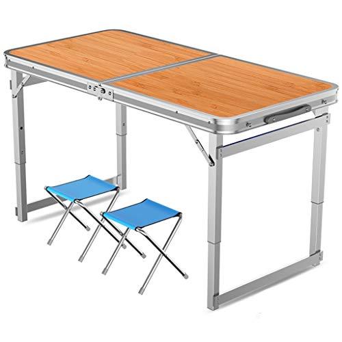 Vouwtafel Vouwtafel met stoelen set Draagbare Kampeertafel Binnen en Buiten Eettafel