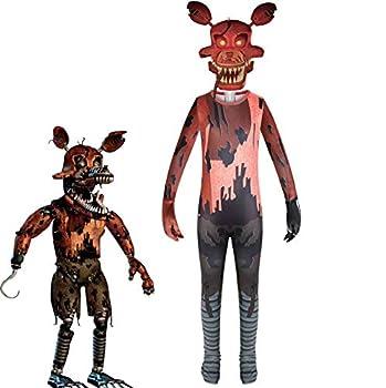 Best foxy fnaf cosplay Reviews