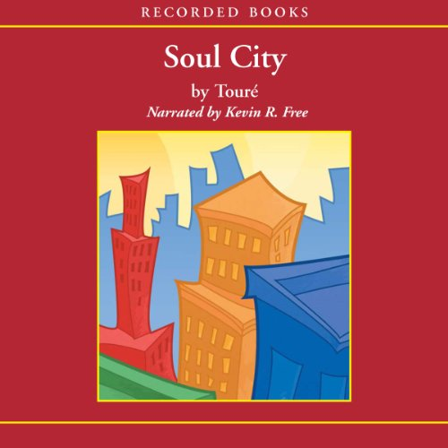 Soul City audiobook cover art