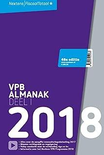 Nextens VPB Almanak 2018 Deel 1 (Dutch Edition)