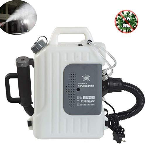 WFGZQ El Pulverizador De Mochila Autolimpiante Es Adecuado para Herbicidas, Fertilizantes Pesticidas, Desinfección De La Escuela del Hospital del Hotel Distance Distancia De Pulverización 8-12 Metros