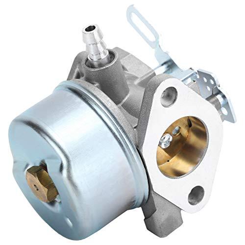 Carburador para quitanieves Reemplazo de carburador de aluminio de alta calidad para reparación de césped