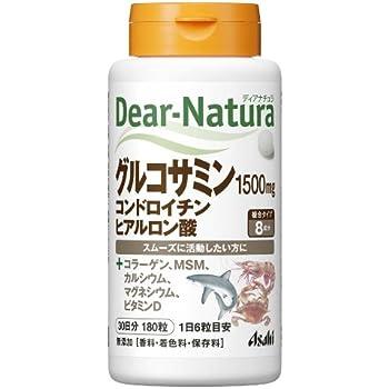 ディアナチュラ グルコサミン・コンドロイチン・ヒアルロン酸 180粒 (30日分)