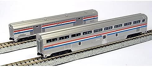 N Superliner Set, Amtrak/Phase III C (2)