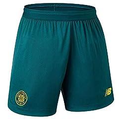 Pantalones Cortos Celtic Segunda Equipación para Niños 2019-2020