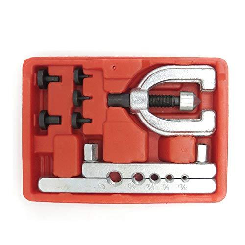 NLLeZ Ausgestelltes Steigrohr-Werkzeugset for Kfz-Bremsleitungen, Klimaanlagen- und Kühlwagen-Reparatursätze