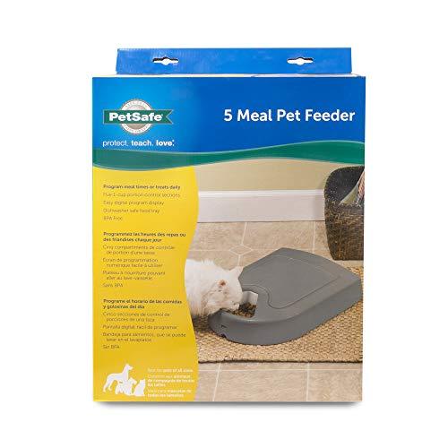 PetSafe Futterreservoir für 5 Mahlzeiten mit Zeitschaltuhr - 8
