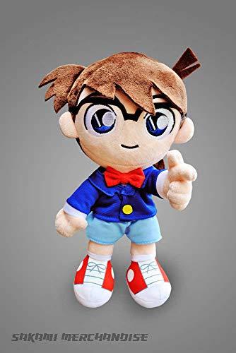 Detektiv Conan Edogawa Figurine en Peluche 27 cm