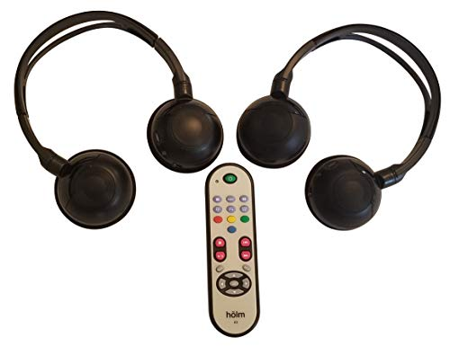 Town and Country Headphones and BluRay Connect Remote 2013 2014 2015 2016 2017 2018